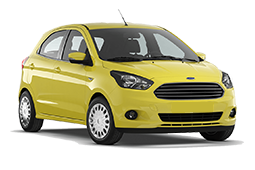 Alquilar coche Ford Ka