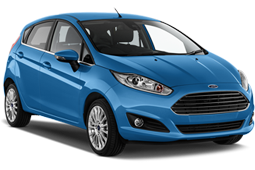 Car Hire Ford Fiesta automatic