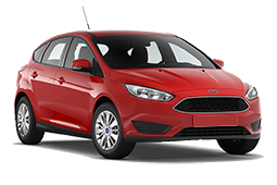 Alquilar coche Ford Focus