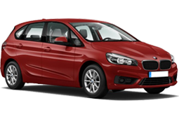 Alquilar coche BMW 2 Series Active Tourer