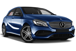 Alquilar coche Mercedes A Class (Mercedes Guaranteed)