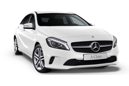 Alquilar coche Mercedes A Class Auto (Mercedes Guaranteed)
