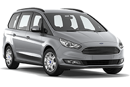Alquilar coche Ford Galaxy 7 seaters