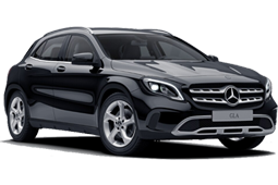 Alquilar coche Mercedes GLA Class Auto (Mercedes Guaranteed)